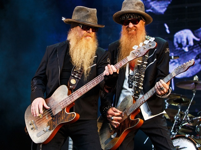 ZZ TOP: View From the Mountaintop