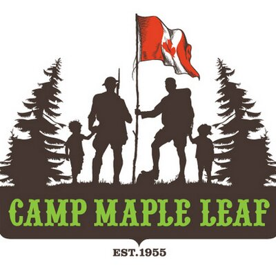 Royal Canadian Legions On Board with Camp Maple Leaf